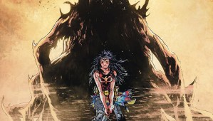 Daniel Warren Johnson Talks DC Black Label's Wonder Woman: Dead Earth
