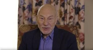 Patrick Stewart On Meeting Gene Roddenberry And Star Trek: Picard