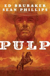 Previewing Brubaker And Phillips' Pulp Coming From Image