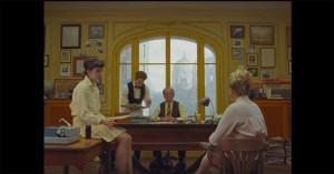 Watch A First Trailer For New Wes Anderson Film The French Dispatch