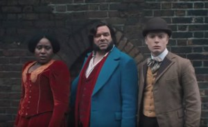 Watch A New Featurette On Matt Berry Historical Comedy Year Of The Rabbit
