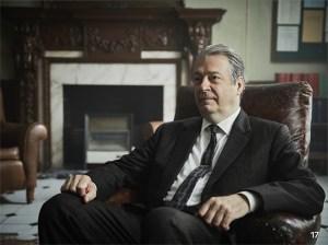Roger Allam Talks Endeavour Season Seven