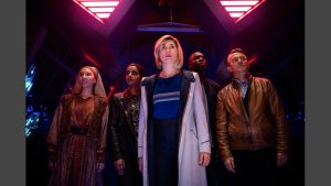 Our Man In Los Angeles Reviews Episode Seven Of Doctor Who Series Twelve