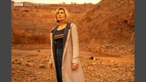 Previewing The Series Finale Of Doctor Who In Photos