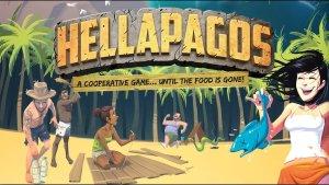 Tripwire Reviews Board Game Hellapagos
