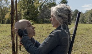 Melissa McBride Talks The Walking Dead