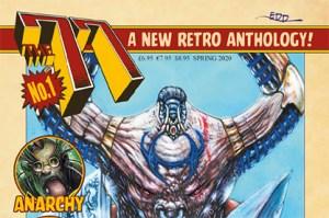 Benksy Talks The77 Anthology Comic Exclusive