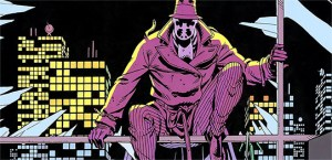 The 100 Graphic Novels You Should Read While Stuck Inside: Day Thirty-one: Watchmen