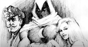Bill Sienkiewicz Shows The History Of Moon Knight