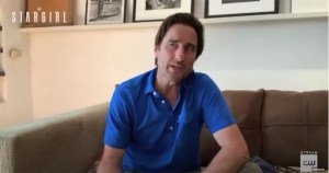 Luke Wilson Talks CW's Stargirl