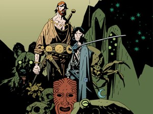 The 100 Graphic Novels You Should Read While Stuck Inside: Day Ninety-one: Fritz Leiber's Fafhrd And The Gray Mouser