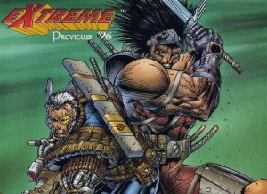 Scott Braden's Lost Tales: Rob Liefeld's X-Force – The Prophet Connection
