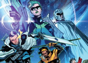 Al Ewing Takes Mutantkind Beyond The Stars In S.W.O.R.D. #1