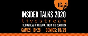 ICv2 Announces ICv2 Insider Talks 2020 – Livestream Data, Strategies and Inspiration For The COVID Era