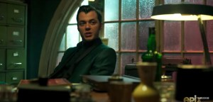 A Teaser For Pennyworth Season Two Drops
