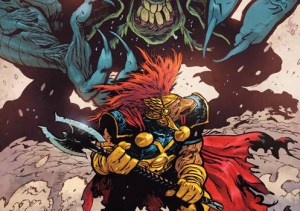 New Beta Ray Bill Series Spinning Out Of Cates' Thor And King In Black