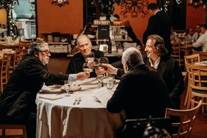 Tripwire Reviews My Dinner With Alan: A Sopranos Session