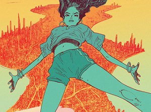 Ram V & Filipe Andrade Debut Brand New Series The Many Deaths Of Laila Starr With Boom! Studios