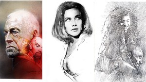 Bill Sienkiewicz Commemorates Those We Have Lost In 2020 Part Two
