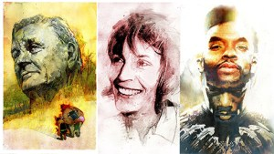 Bill Sienkiewicz Commemorates Those We Have Lost In 2020 Part One