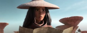 Disney Animation Studios Release A New International Trailer For Raya And The Last Dragon