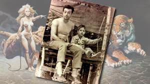 Happy Birthday, Frank Frazetta: A Letter From Frank Jr.