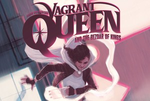 Vault Comics and GraphicAudio Expand Partnership, Announce Two Vagrant Queen Audiobooks
