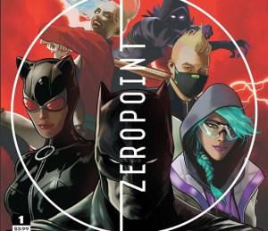 DC And Epic Games Announce Batman/ Fortnite: Zero Point