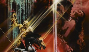 Check Out Bob Peak's Used And Unused Excalibur Posters
