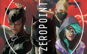 Find Out Everything You Need To Know About DC's Batman/ Fortnite: Zero Point