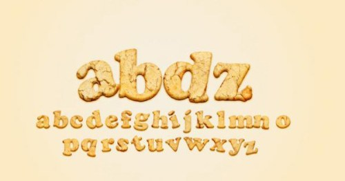 yummy-cookies-text-effect
