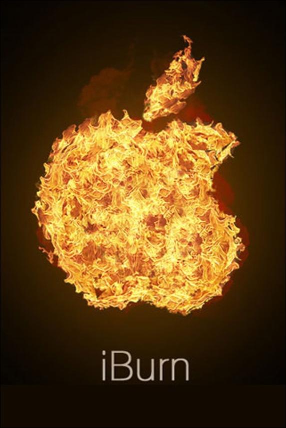 Apple Burn
