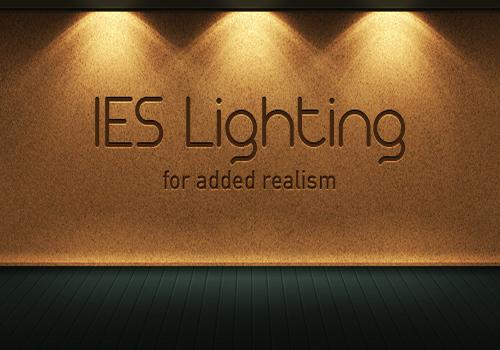IES Lighting Effects