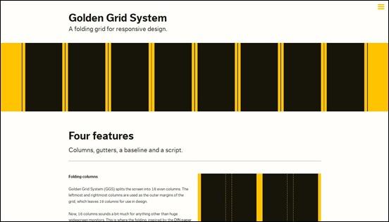 golden-grid-system