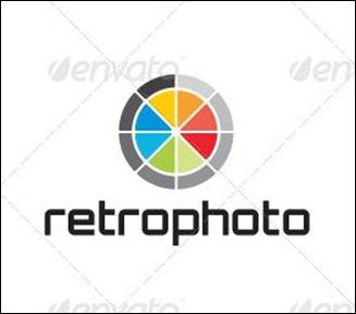 Retro Photo Logo