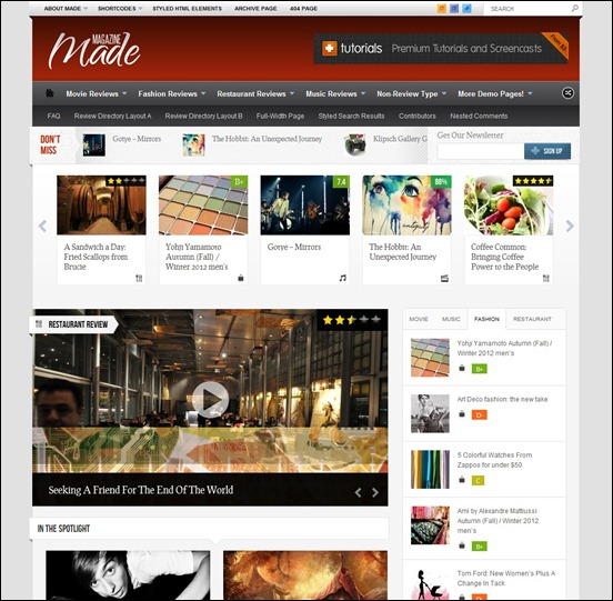made-review-theme