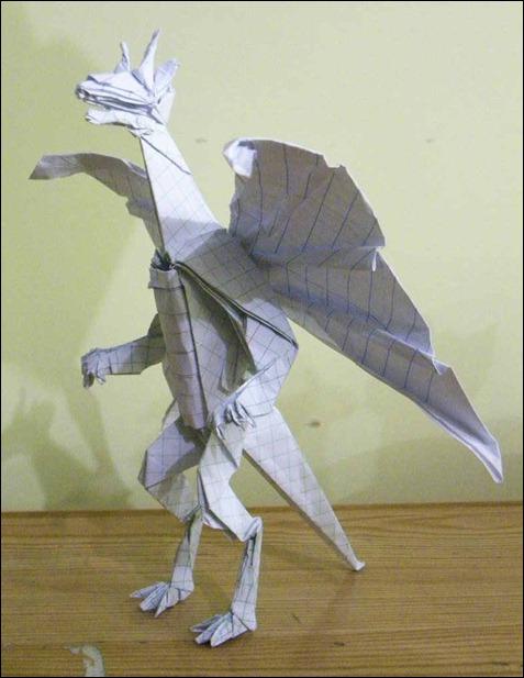 origami-anthro-dragon