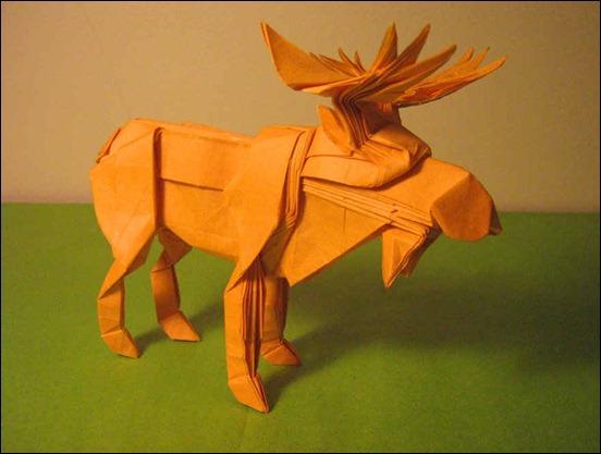 origami-moose