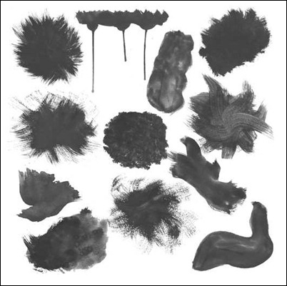 messy-watercoor-brushes
