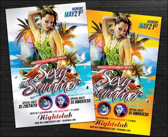 sexy-summer-flyer-template