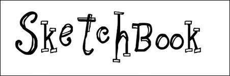 sketch-book-hand-drawn-font