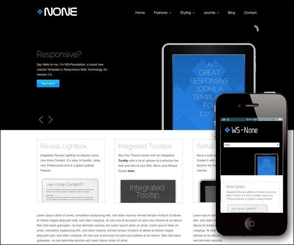 ws-none-responsive-joomla-template