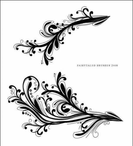 floral-brushes-5