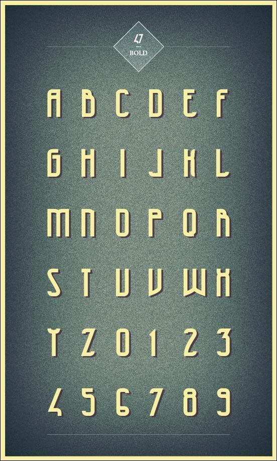 47-typeface