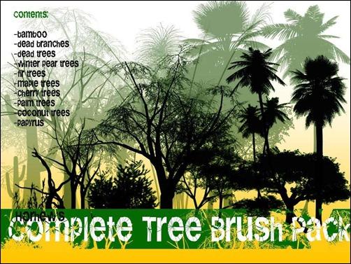 complete-tree-brush-pack