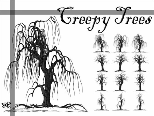 creepy-tree-brushes