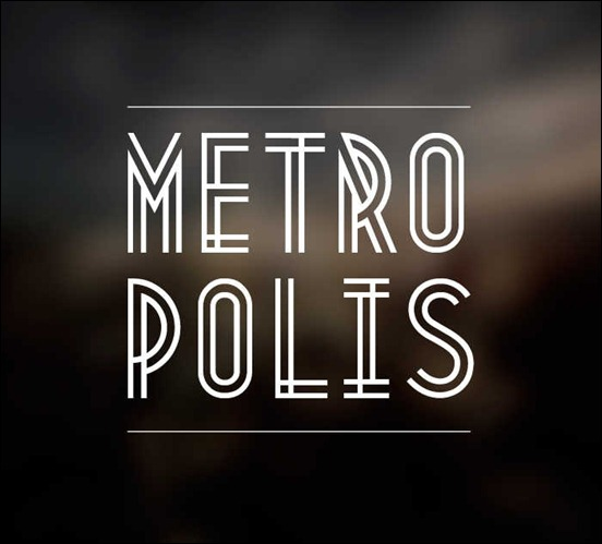 metro-polis-font