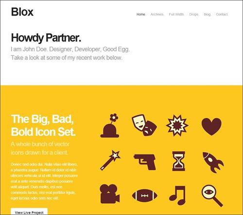 blox-responsive-wordpress-theme