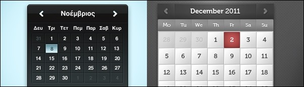 free-calendar-date-picker-psd