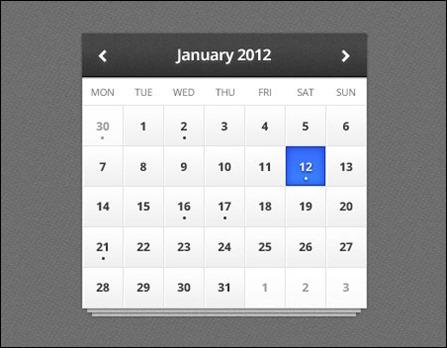 free-calendar-psd